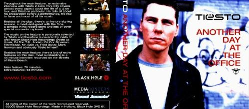 Tiësto DVD: Another day