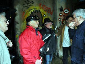 95ème anniversaire de la catastrophe minière à la mine de Rochonvillers à Algrange