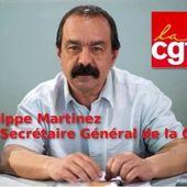 Philippe MARTINEZ, secrétaire général de la CGT : « On n'est pas là pour dire pour qui voter »