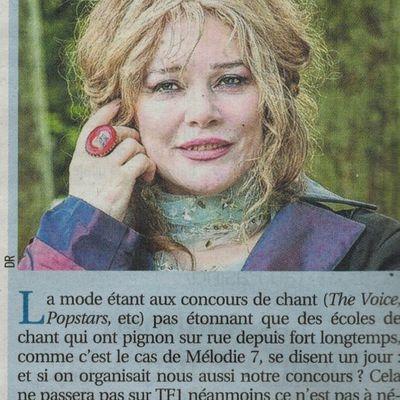 Article Marseille L'Hebdo du 19.06.2013
