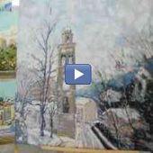 Diaporama Kizoa : Expo peinture 2010(2)