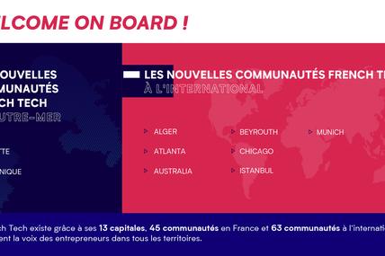 La French Tech accueille deux nouvelles communautés en Outre-Mer !