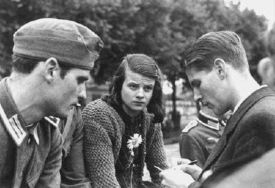 22 février 1943 : décapitation de la « Rose Blanche »