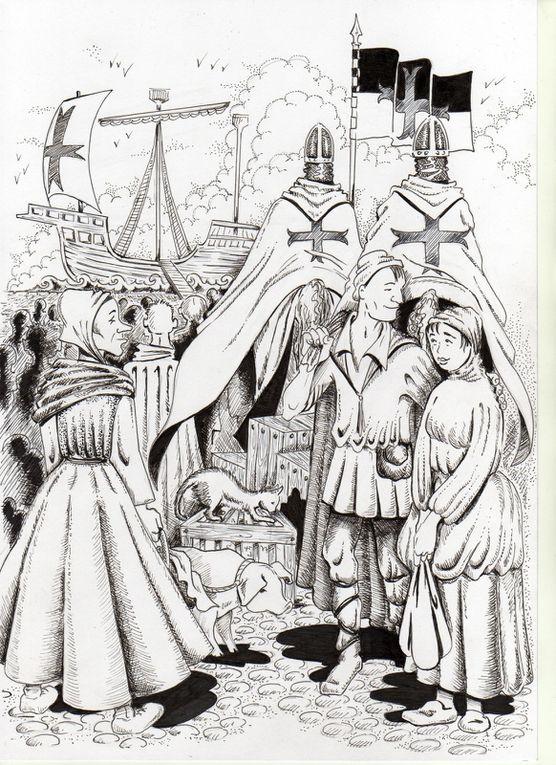 Les Templiers ou le secret d'Amaury