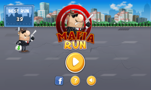 Mafia Run for gamers who love the game speed