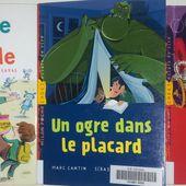 Premières lectures-Premiers romans # 2 - Ogres et ogresses (Dès 6 ans)