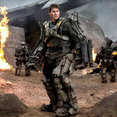 """Edge Of Tomorrow"": ca sort en Blu Ray, on vous en parle."