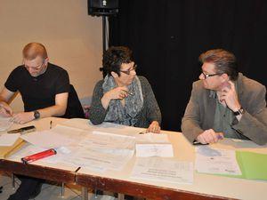 Elections du maire et des adjoints en 2014 à Algrange