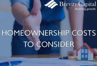 HOME OWNERSHIP COSTS TO CONSIDER