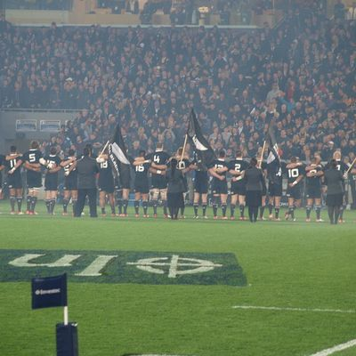 All Blacks à l'Eden Park