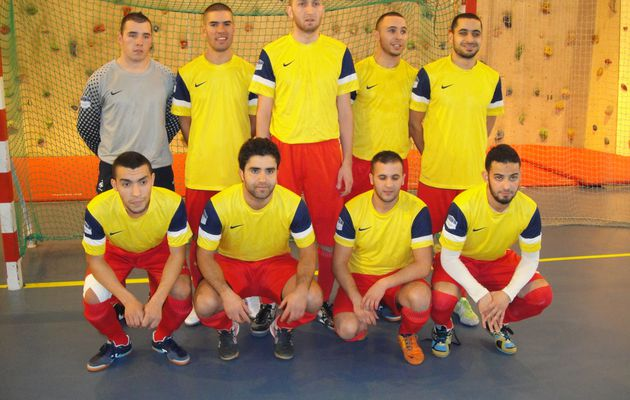 L'AS Charreard futsal n'y arrive plus