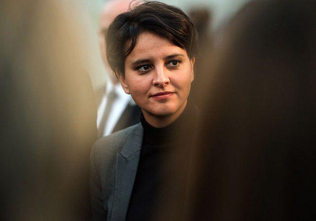 Najat Vallaud-Belkacem appelle à l'union de la gauche, la France insoumise comprise