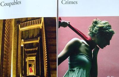 Crimes (2009) et Coupables (2010), nouvelles de Ferdinand von Schirach