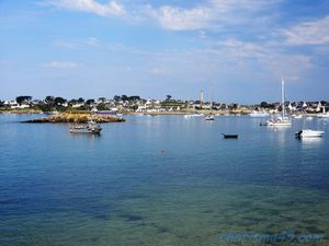 Ile de Batz, Bretagne en camping-car