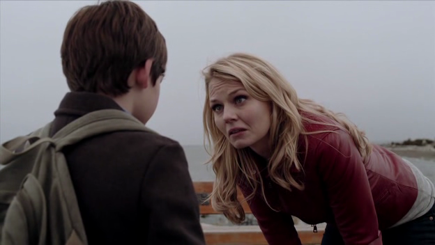 Critiques Séries : Once Upon a Time. Saison 1. Pilot.