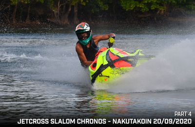 Jet X chronos slalom - Nakutakoin 20/09/2020 - Part 4