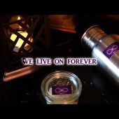 We Live On Forever Lyrics Video (Paula Ajala King Featuring Mikey D)