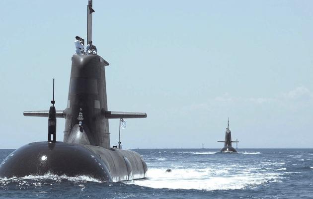 """L'accord """"AUKUS"""" dévoilé : le nucléaire est de retour !"""