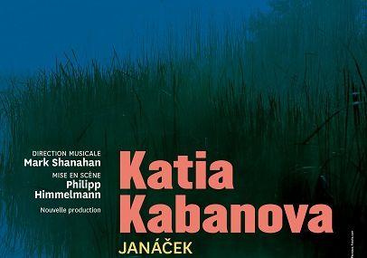 Katia Kabanova de Leoš Janáček, du 28 janvier au 6 février 2018 à l'Opéra national de Lorraine