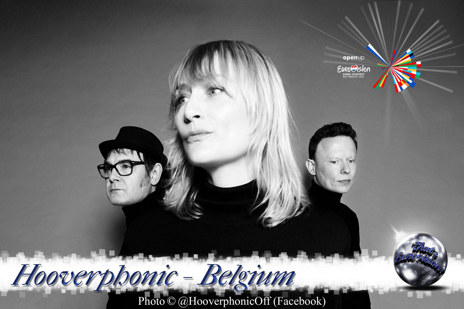 Belgium 2021 - Hooverphonic (The Wrong Place)