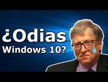 ¿PORQUE TANTO ODIO A WINDOWS 10?