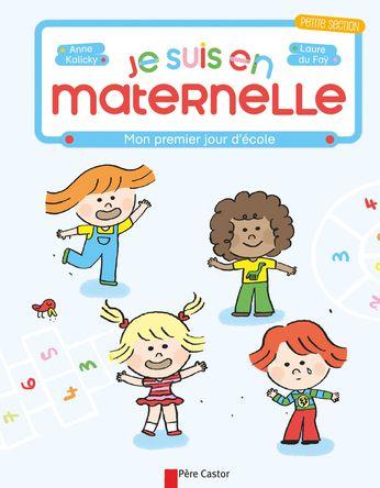 Je suis en maternelle - Le pipi dans la culotte - Flammarion Jeunesse