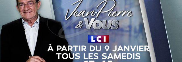 """Jean-Pierre Pernaut aux commandes de """"Jean-Pierre & Vous"""" dès ce samedi sur LCI"""