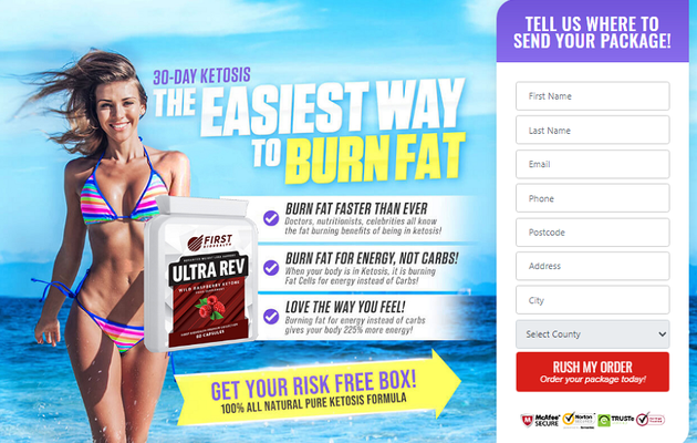 Ultra Rev Keto- Fight Against The Fat! Burnside