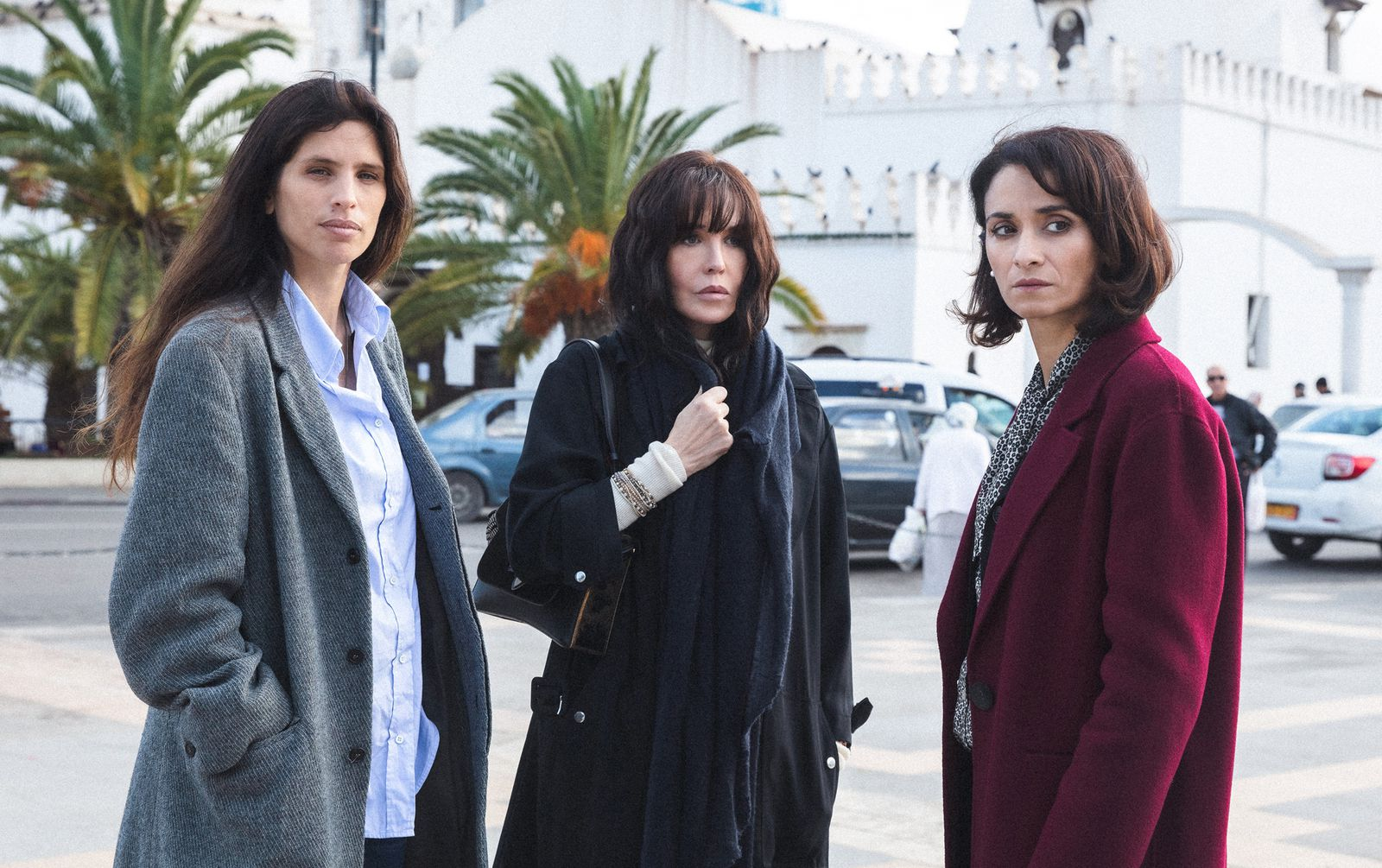 SŒURS (BANDE-ANNONCE) avec Isabelle Adjani, Rachida Brakni, Maïwenn, Hafsia Herzi - Le 30 juin 2021 au cinéma