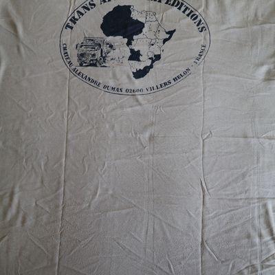 Tour du monde en t-shirts