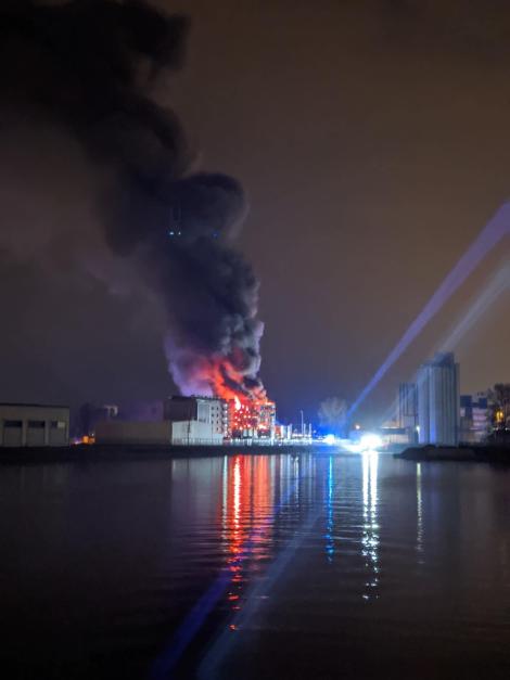 L'incendie des serveurs OVH fait partir en fumée une partie du Web français