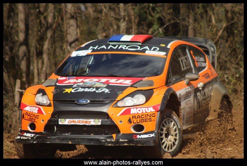Rallye Terre des Causses 2018