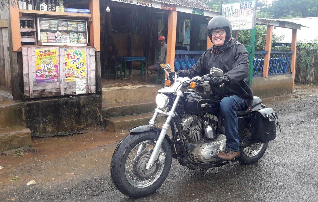 Harley Davidson à Madagascar .... avec HDMR