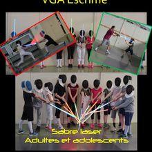 Nouveau à Saint-Maur : Sabre Laser