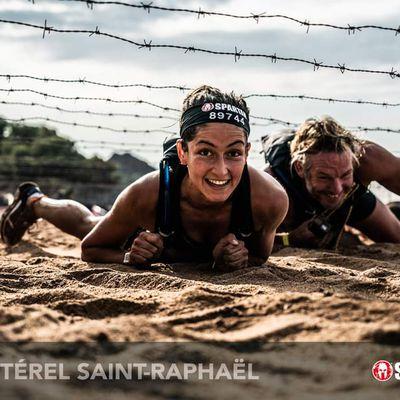 Le Dramont, Agay et Cap Estérel accueillent la Spartan Race