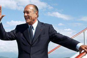 Jacques Chirac - Hommage...