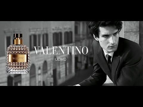 Pub d'autrefois : 2014, Valentino, parfum masculin Uomo avec Louis Garrel