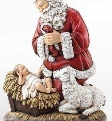 Jésus fait plus fort que le Père Noël ! (J.-Ch. Robert)