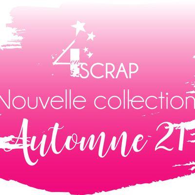 Collection automne 4enScrap - JOUR 2