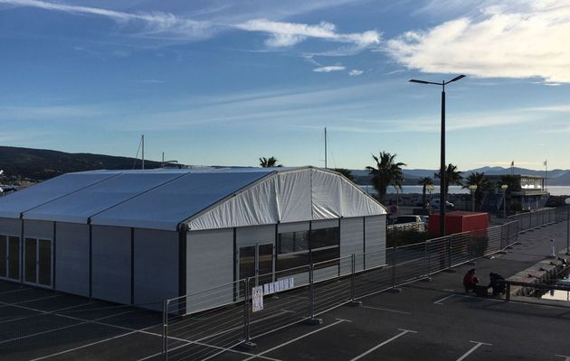 Last minute Covid 19 - Les Nauticales Boat Show (Marseille - France) cancelled