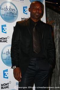 Soirée des Globes de Cristal 2009, le Lundi 2 Février 2009 au Lido Photos exclusives Georges GHIGHI CinéStarsNews