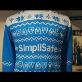 The SimpliSafe Social Distancing Sweater
