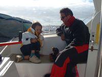 """Traversée de l'Atlantique en famille à bord de """"Tabou"""""""