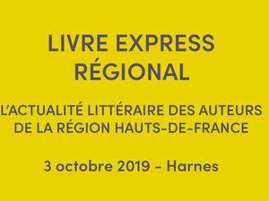 Bientôt : le Livre express régional à la médiathèque de Harnes