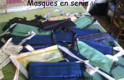 Masques : Afnor/Csm, il y a plus K !