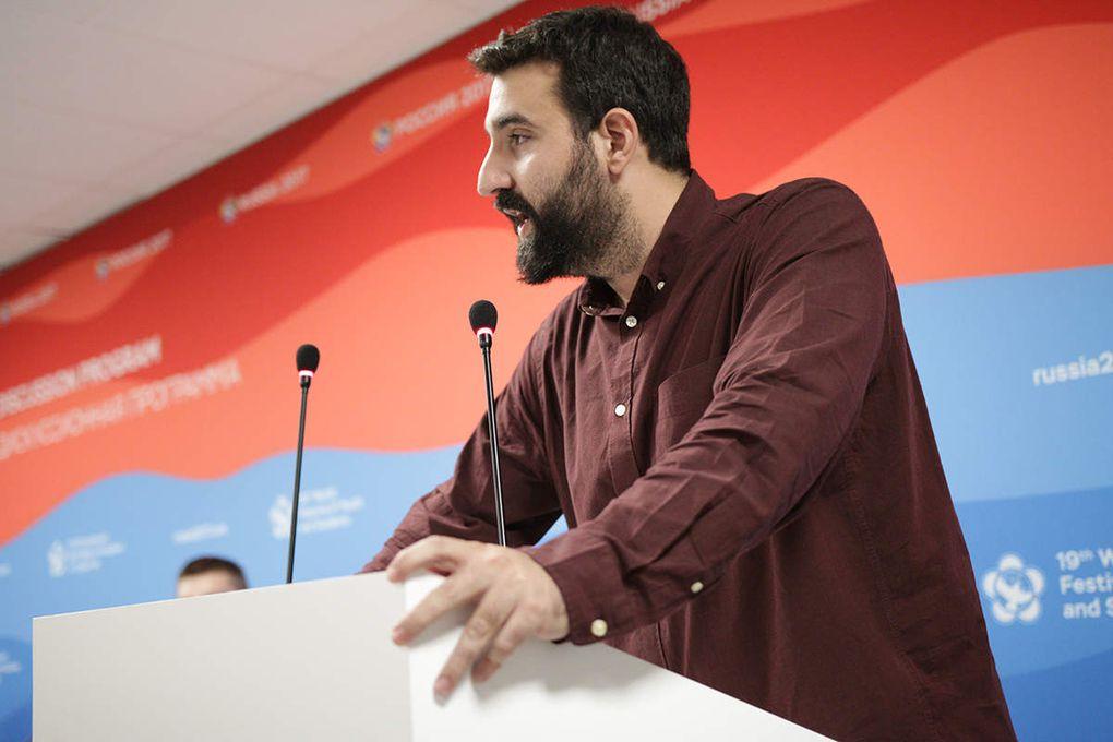 Déclaration commune de 36 organisations de jeunesse communistes réunies à Sochi en Russie, au 19ème Festival Mondial de la Jeunesse et des Etudiants, consacrée aux 100 ans de la Révolution Socialiste d'Octobre