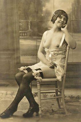 photos vintage années 1900