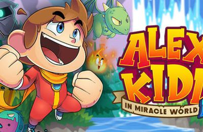Alex Kidd in Miracle World DX arrive le 24 juin sur consoles et PC