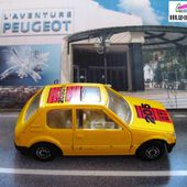 PEUGEOT 205 GTI M.C TOY 3 INCHES - car-collector.net