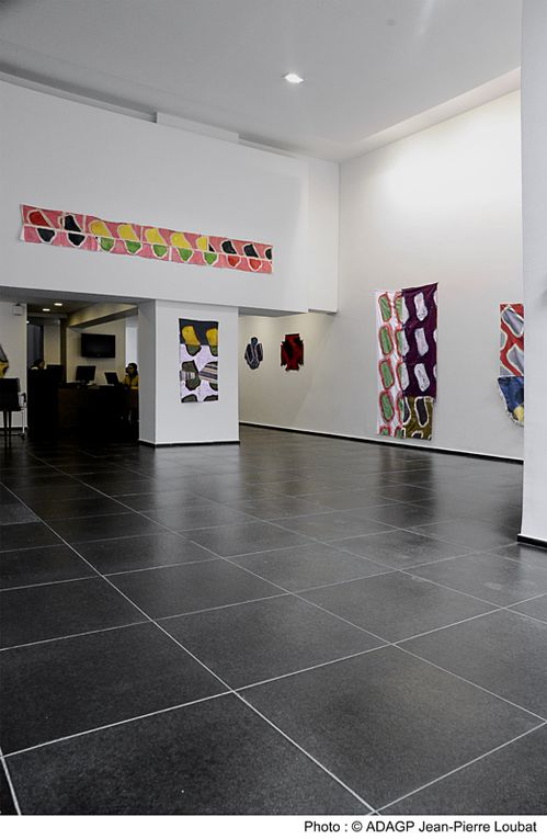 Exposition Galerie Matisse  à Marrakech